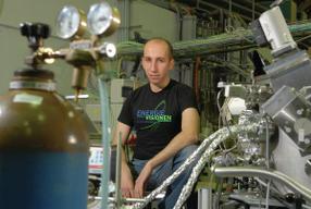 Flüssigkeiten im Synchrotron