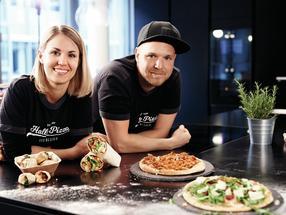 Like & Share: Instagramer kreieren Pizza & Co. Influencer-Kooperation bereichert Hallo Pizza Speisekarte