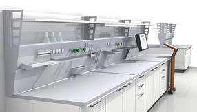 SCALA Laboreinrichtungssystem von WALDNER erhält Design-Awards_1