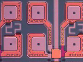 Erstmals Moleküle in Halbleiterstrukturen elektrisch kontaktiert