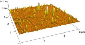 Winzigen Nanopartikeln auf der Spur
