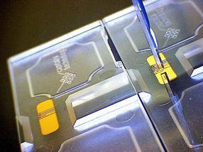 Oberflächenfunktionalisierung von Goldschichten zur gerichteten Immobilisierung von Biomolekülen