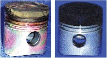 CVD-Silizium-Beschichtung von Oberflächen