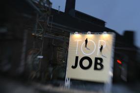 Preisverleihung Top Job