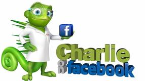 Sigue a Charlie en facebook para conocer más acerca de sus viajes y novedades en software de cromatografía
