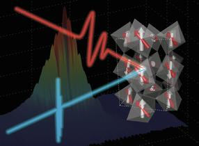 Observed live with x-ray laser: electricity controls magnetism