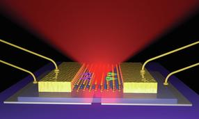 Thinnest-possible LEDs to be stronger, more energy efficient