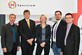 Das Team von X-Spectrum