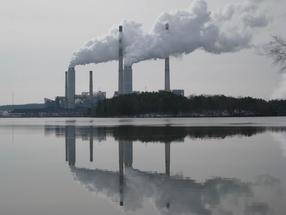 coal power plant radioactive