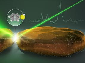 raman scattering laser induced