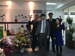 Elementar Expands its World-Wide Organization to Japan