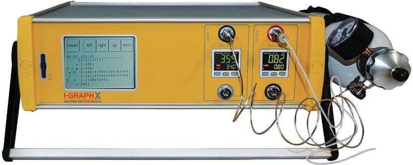Gaschromatograph: Labor GC-Systeme / Prozessgaschromatograph