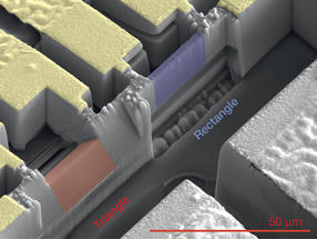 Scientists find twisting 3-D raceway for electrons in nanoscale crystal slices