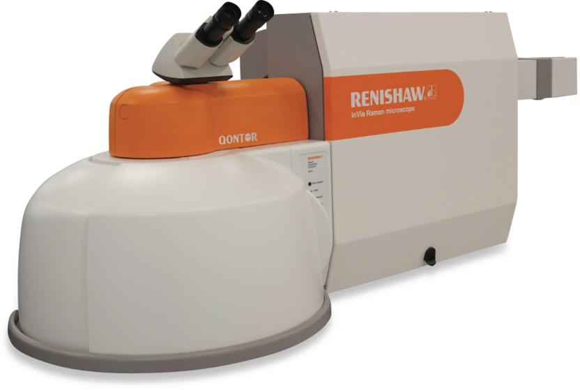 Konfokale Raman-Mikrospektroskopie mit Fokusnachführung