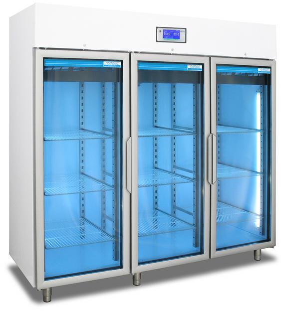 Kühlschränke für die Chromatographie