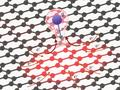 Graphene able to transport huge currents on the nano scale