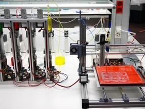 Prototipo de bioimpresora 3D
