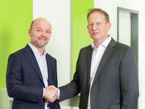 Marc Setzen (rechts im Bild)  ist CEO-Nachfolger von Xaver Auer, nachdem dieser Sesotec auf eigenen Wunsch verlässt.