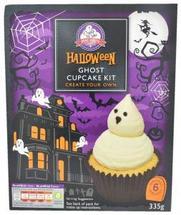 Create a Cake Home Baking Halloween Ghost Cupcake Kit – UK