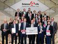 Gewinner des Science4Life Venture Cup 2016